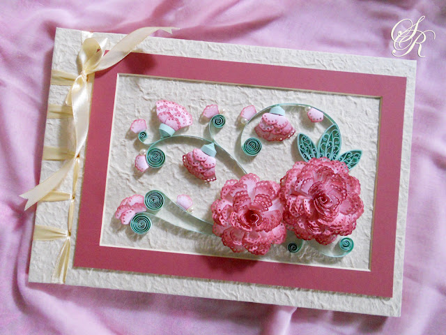 Dirty Pink Wedding Decor