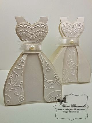 bride and groom outfit shape greeting card designs