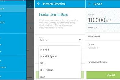 Cara Transfer Uang Dari Aplikasi Jenius Btpn