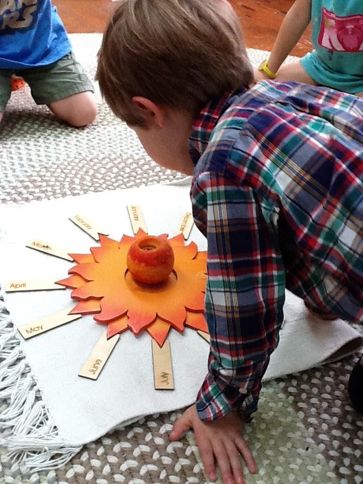 Meadowbrook Montessori Happy Birthday Gus