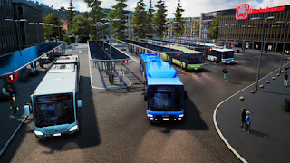 Bus Simulator 18 CODEX