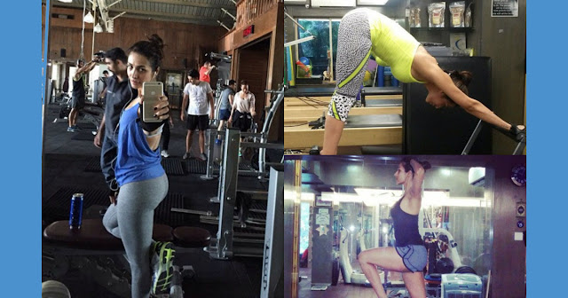 Malaika arora khan workout
