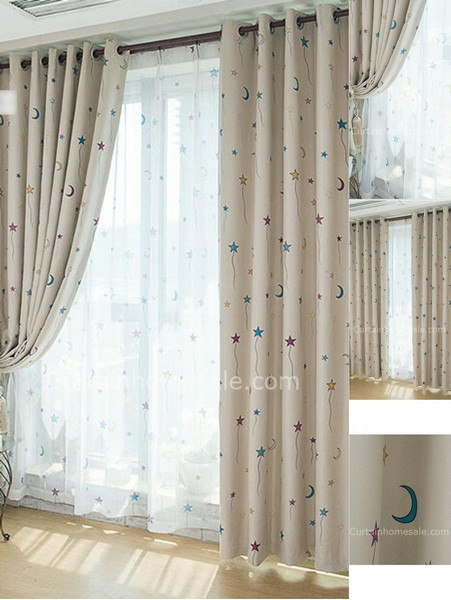 blackout nursery curtains