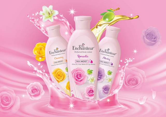 ENCHANTEUR 24H MOIST LOTION