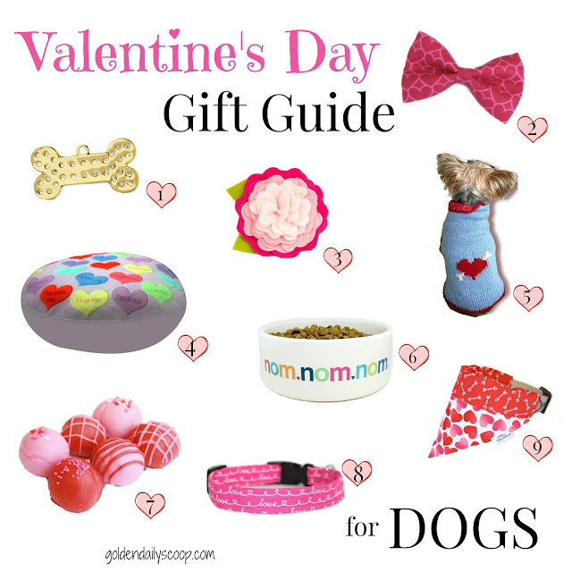 valentine gift guide for dogs