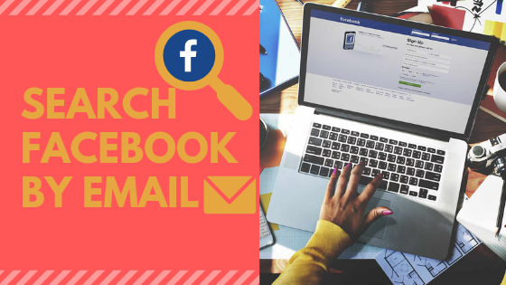 Find A Facebook Account By Email<br/>