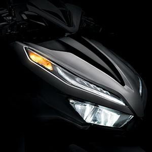 Front Light Vario ESP 125cc Perfection