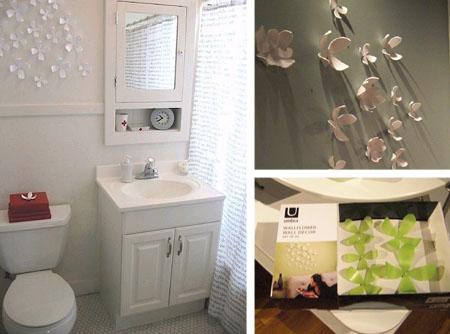 Decorate Walls In Bathroom Interior Design Ideas