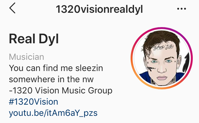 Real Dyl, 1320 Vision On The Move.