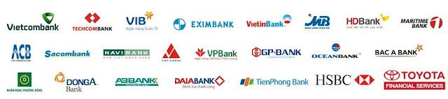 Hầu hết các ngân hàng đều có gói lãi suật đặc biệt cho khách hàng vay mua xe trả góp
