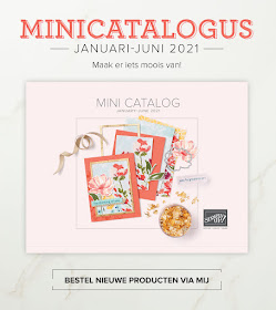 Mini catalogus voorjaar 2021