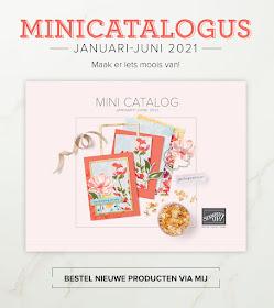 Mini catalogus voorjaar 2021