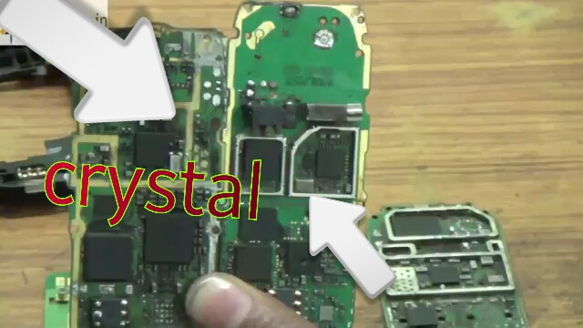 mobile ic crystal