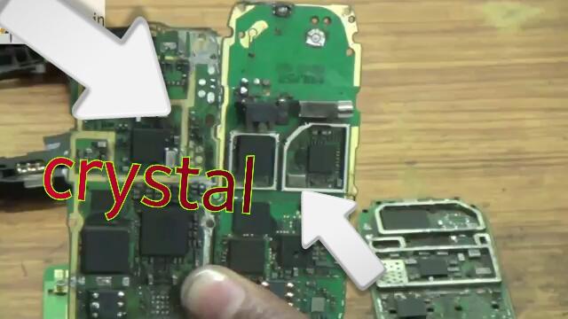 mobile ic crystal