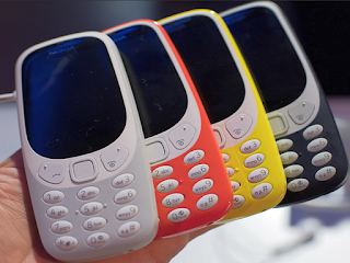 Restore Nokia 3310 to Factory Settings