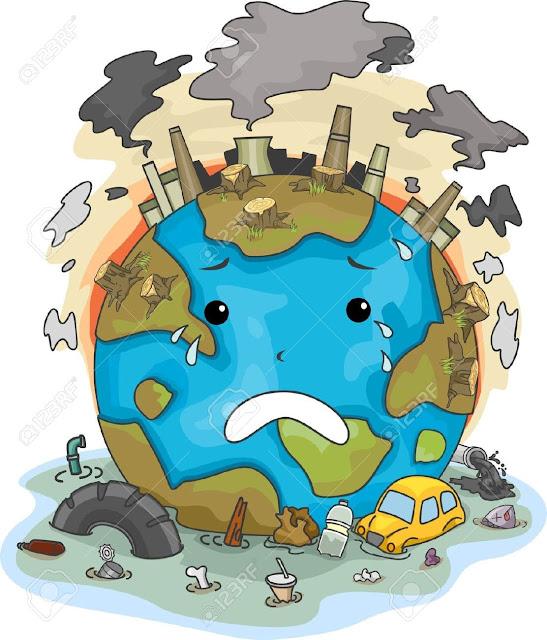 la contaminacion ambiental y los niños