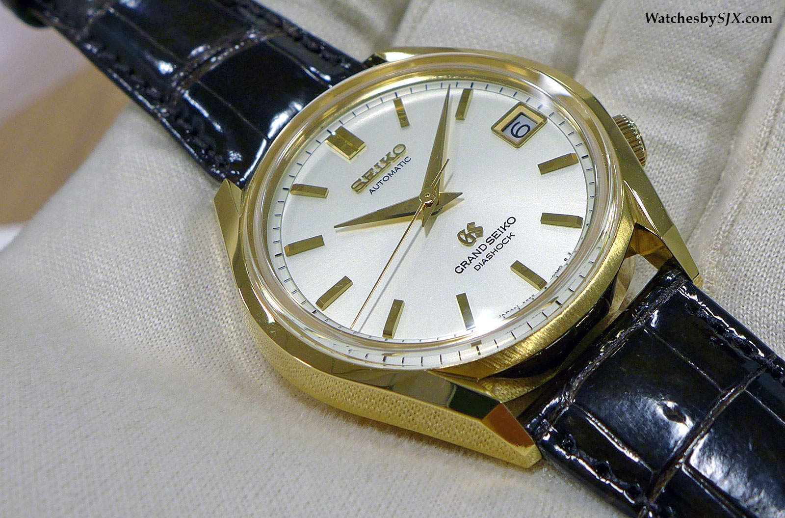new arrival 76894 f592e Watches By SJX: Hands-On With The Grand Seiko Historical ...