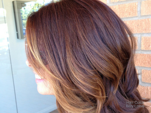 hair cut color services Los Angeles