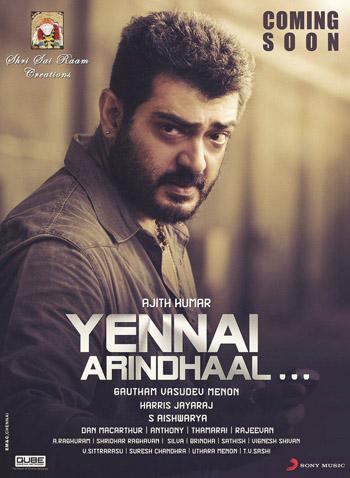 Yennai Arindhaal (2015) UNCUT Dual Audio [Hindi+Tamil] 480P HDRip 400MB