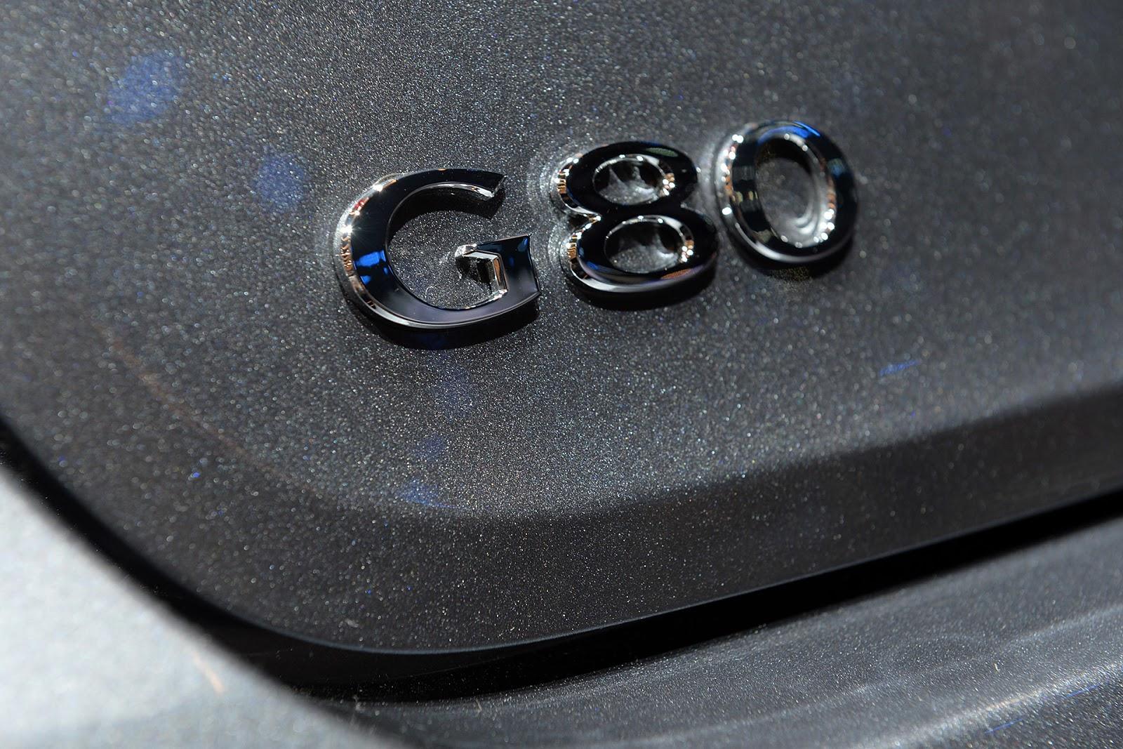 Hyundai Genesis sẽ có phiên bản chạy điện?