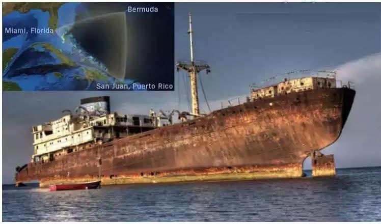Τρίγωνο των Βερμούδων: Βρέθηκε πλοίο που εξαφανίστηκε πριν από 94 χρόνια