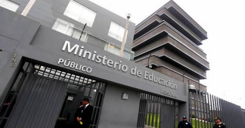 COMUNICADO MINEDU: El Ministerio de Educación informa a la opinión pública que el profesor Jean Pierre Moreno Retamozo, del colegio particular Los Ingenieros de Villa María del Triunfo, ha sido detenido por la Policía - www.minedu.gob.pe