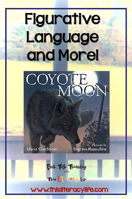 Coyotes may be scary to some, but Coyote Moon helps us all understand that they are a part of nature and love their pups like we all do.