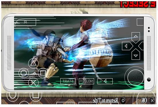 game android naruto petualangan