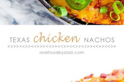 TEXAS CHICKEN NACHOS