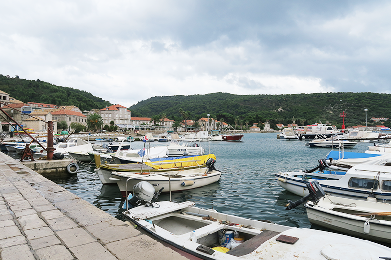 Lopud Croatia Travel Photo Diary | Colours and Carousels - Scottish Lifestyle, Beauty and Fashion blog