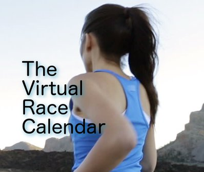 the virtual race calendar running medals charity running club run
