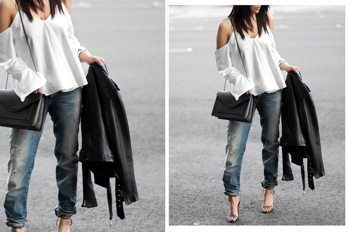 438fd691a4d8 the cold shoulder + boyfriend jeans - the Versastyle