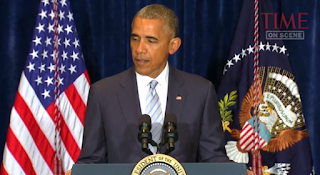 Obama on Police Shooting Deaths: 'We Are Better Than This'