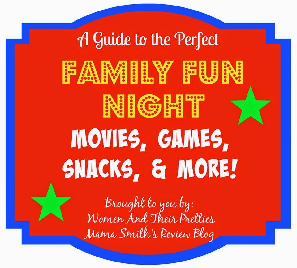Just For Fun Twitter Giveaway By: Family Fun Night Guide PLUS A Giveaway!