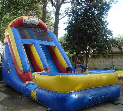 Water Slide Bounce House Companies East Memphis Moms