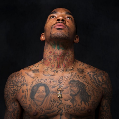 J R Smith Tattoos