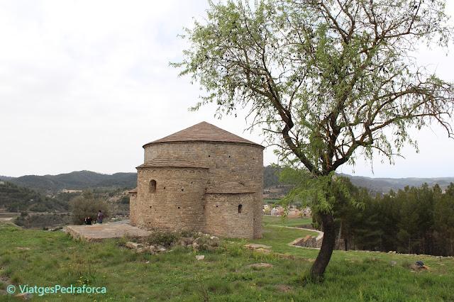 Art romànic, ruta medieval pel Bages, Catalunya