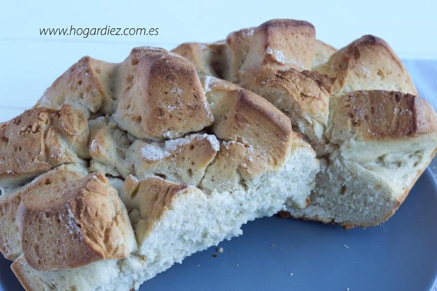 Pan casero rápido y fácil