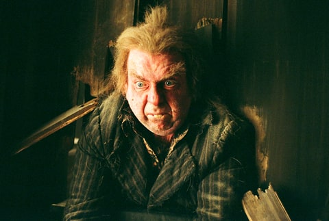 Timothy Spall, Watch Harry Potter and the Prisoner of Azkaban