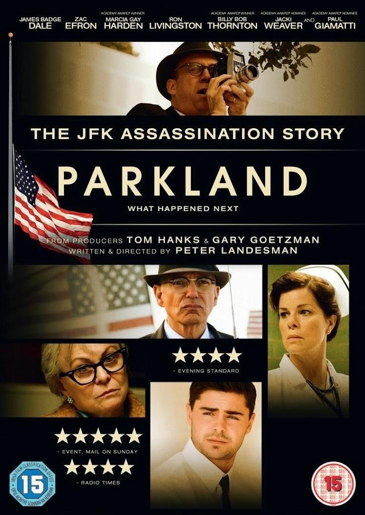 Parkland ล้วงปมสังหาร จอห์น เอฟ เคนเนดี้ [HD][พากย์ไทย]