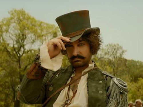 ठग्स ऑफ हिंदोस्तान: आमिर खान से हुई बड़ी गलती, अमिताभ को भी नहीं था अंदाजा