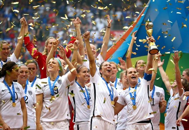 La Copa del Mundo femenina, para Nike
