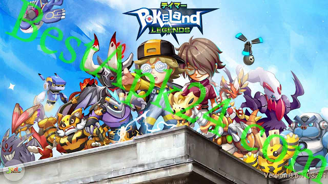 Pokeland Legends v1.6.0 Full APK