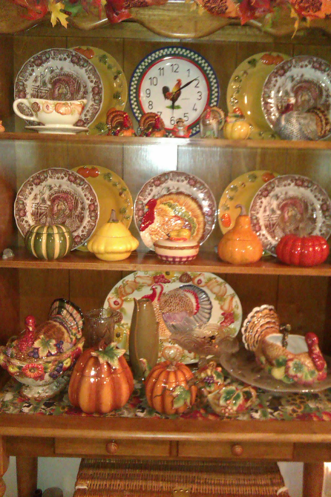 J Thaddeus Ozark S Cookie Jars And Other Larks Time For Turkeys