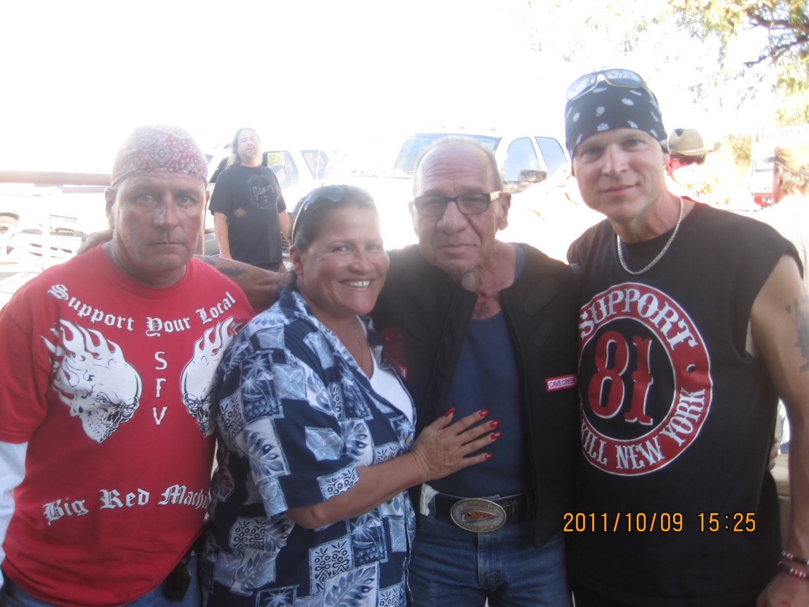 Bikers Of America, Know Your Rights!: SONNY`S B-DAY PARTY ...