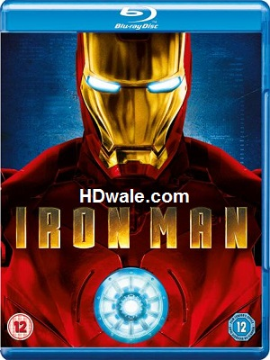 Iron Man full Movie Download English (2008) 1080p & 720p BluRay