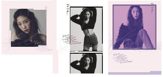 Taeyeon テヨン   voice comeback japan mini album