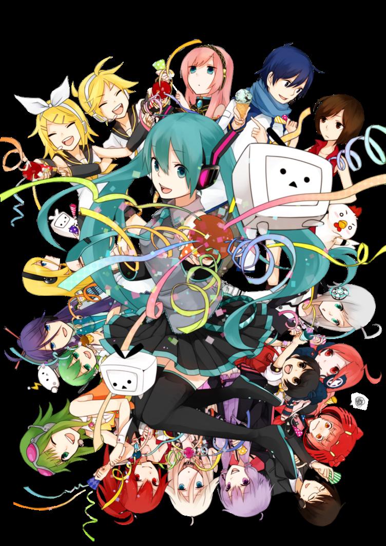 render Vocaloid