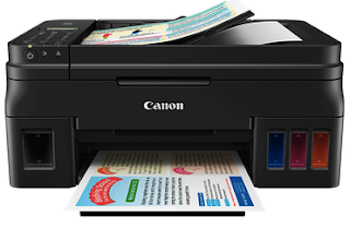 Canon PIXMA G4400 For Windows, Mac