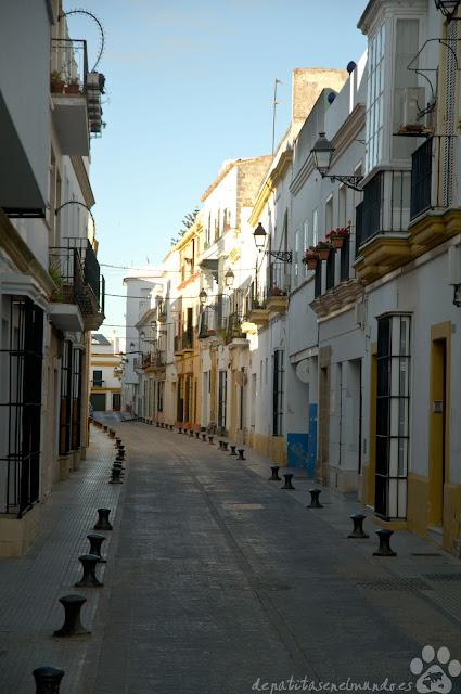 Casco antiguo del Puerto de Santa María